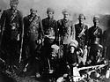 Iran 1930  January 8 1930, Abdo&icirc; Shikak and his Kurdish fighter<br /> Iran 1930  8 janvier 1930, Abdou Shikak avec ses combattants<br /> ئیران سالی 1930 , روژی 8 ی ژانویه ی 1930 , عه بدوی شکاک له گه ل تیکوشه رانی