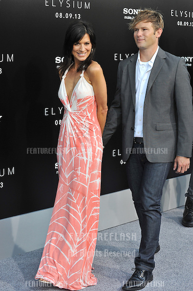 Perrey Reeves at the world premiere of &quot;Elysium&quot; at the Regency Village Theatre, Westwood.<br /> August 7, 2013  Los Angeles, CA<br /> Picture: Paul Smith / Featureflash
