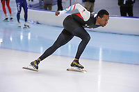 SPEEDSKATING: SOCHI: Adler Arena 20-03-2013, Shani Davis (USA), ©foto Martin de Jong