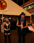 ASTA opening night party at Fremont Street Experience in Las Vegas, Nevada, Sunday, Sept 09, 2007.  Photographer: Larry Burton/UnitedPressImaging.com  .