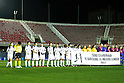 Two team group line-up, FEBRUARY 2, 2012 - Football / Soccer : Charity match between FC Barcelona Femenino 1-1 INAC Kobe Leonessa at Mini Estadi stadium in Barcelona, Spain. (Photo by D.Nakashima/AFLO) [2336]
