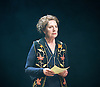 Taken at Midnight by Mark Hayhurst <br /> directed by Jonathan Church <br /> at Theatre Royal Haymarket, London, Great Britain <br /> 16th January 2015 <br /> <br /> Penelope Wilton as Irmgard Litten <br /> <br /> <br /> <br /> Photograph by Elliott Franks <br /> Image licensed to Elliott Franks Photography Services
