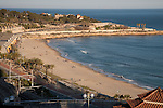 Miracle Beach in Tarragona, Catalonia, Spain