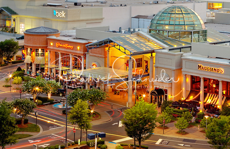 Exterior Photography Of SouthPark Mall In Charlotte NC Patrick Schneider