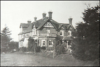 BNPS.co.uk (01202 558833)<br /> Pic: JanJarvis/BNPS<br /> <br /> The lodge back in the 1860's.<br /> <br /> A lot of bang for your buck...<br /> <br /> A former royal hunting lodge that went on to become a world-renowned gunpowder factory has exploded onto the property market.<br /> <br /> Eyeworth Lodge, in the picturesque surroundings of Fritham in the New Forest, was the perfect isolated place for the risky business that saw lots of men injured or even killed, but it is now a stunning country home for anyone who wants to escape to the country.<br /> <br /> The seven-bedroom home, which has eight acres of land, is on the market with Strutt &amp; Parker for &pound;4million.