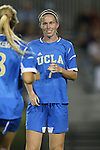 06 September 2013: UCLA's Jenna Richmond. The University of North Carolina Tar Heels played the University of California Los Angeles Bruins at Koskinen Stadium in Durham, NC in a 2013 NCAA Division I Women's Soccer match. UNC won the game 1-0.