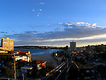 View from an apartment situated at Queenscliff  over Manly Beach.