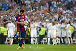 FUTBOL. LIGA BBVA. Real Madrid Vs FC Barcelona 25/10/14