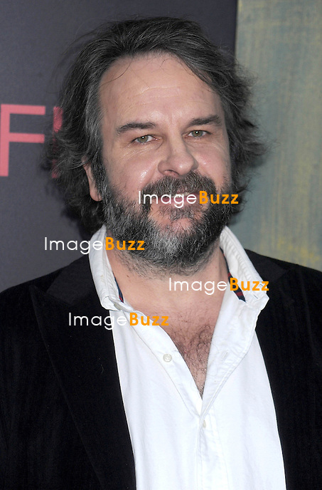 """Peter Jackson at the premiere of """"The Hobbit: An Unexpected Journey""""..New York City, December 6, 2012."""