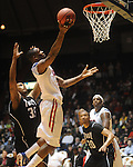 ole miss vs. troy basketball 031710