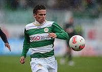 Fussball 1. Bundesliga :  Saison   2012/2013   9. Spieltag  27.10.2012 SpVgg Greuther Fuerth - SV Werder Bremen Zoltan Stieber (Greuther Fuerth)