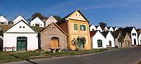 villanykovesd wine cellars (villánykövesd pince ), Villany  ( villány ) Hungary.