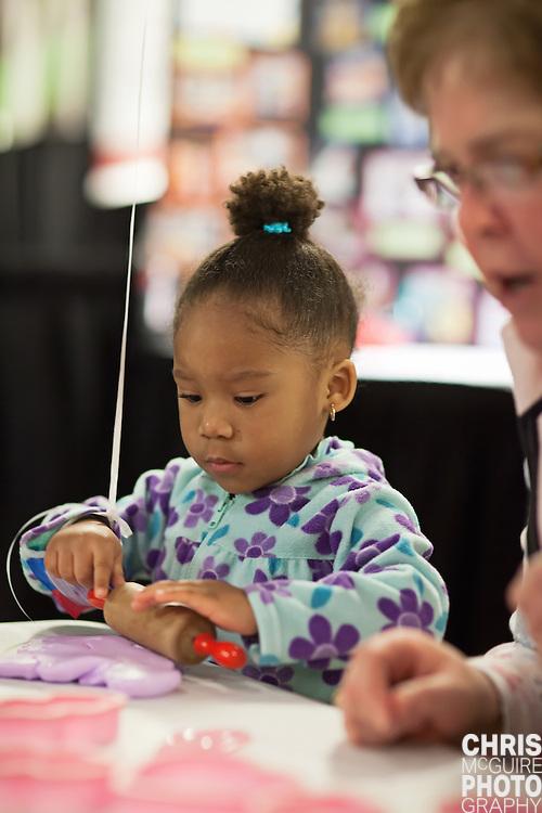 02/12/12 - Kalamazoo, MI: Kalamazoo Baby & Family Expo.  Photo by Chris McGuire.  R#15