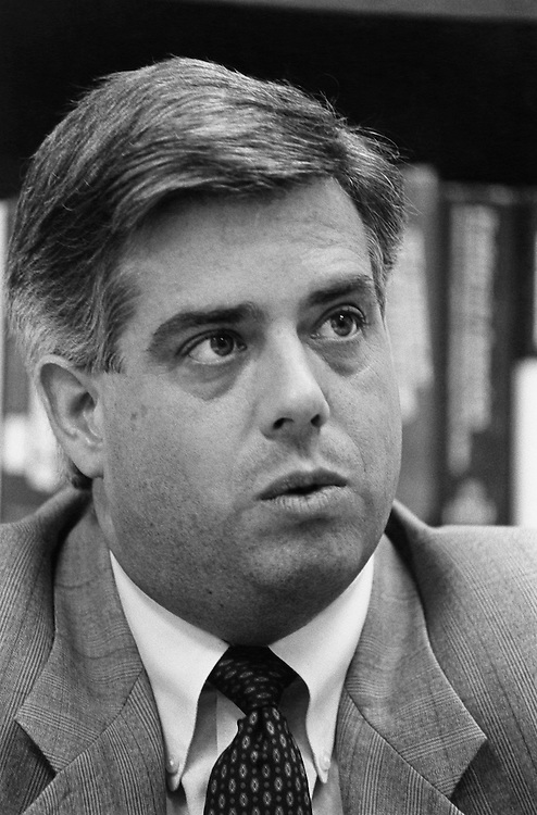 Larry Hogan of Maryland. March 1992 (Photo by Maureen Keating/CQ Roll Call)