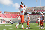 22 September 2007: Clemson's Jacoby Ford. The Clemson University Tigers defeated the North Carolina State University Wolfpack 42-20 at Carter-Finley Stadium in Raleigh, North Carolina in an Atlantic Coast Conference NCAA College Football Division I game.