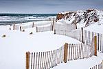 Mayflower Beach in Dennis, Cape Cod, MA, USA