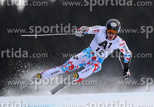 07.12.2014, Birds of Prey Course, Beaver Creek, USA, FIS Weltcup Ski Alpin, Beaver Creek, Herren, Riesenslalom, 1. Lauf, im Bild Victor Muffat-Jeandet (FRA) // Victor Muffat-Jeandet of France in actionduring the 1st run of men's Giant Slalom of FIS Ski World Cup at the Birds of Prey Course in Beaver Creek, United States on 2014/12/07. EXPA Pictures © 2014, PhotoCredit: EXPA/ Erich Spiess