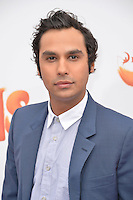 LOS ANGELES, CA. October 23, 2016: Actor Kunal Nayyar at the Los Angeles premiere of &quot;Trolls&quot; at the Regency Village Theatre, Westwood.<br /> Picture: Paul Smith/Featureflash/SilverHub 0208 004 5359/ 07711 972644 Editors@silverhubmedia.com