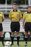 14 September 2014: Fourth Official Benjamin Beal. The Duke University Blue Devils hosted the Louisiana State University Tigers at Koskinen Stadium in Durham, North Carolina in a 2014 NCAA Division I Women's Soccer match. Duke won the game 1-0.