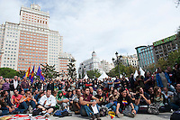 *Madrid Austerity Demo 25-9-12*