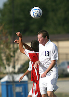 Boys Soccer vs Park Tudor 8-30-11