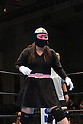 Police Woman, OCTOBER 3, 2010 - Pro Wrestling :..Pro Wrestling WAVE event at Korakuen Hall in Tokyo, Japan. (Photo by Yukio Hiraku/AFLO)