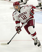 John Marino (Harvard - 12) - The Harvard University Crimson defeated the Providence College Friars 3-0 in their NCAA East regional semi-final on Friday, March 24, 2017, at Dunkin' Donuts Center in Providence, Rhode Island.