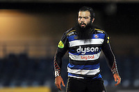 Kane Palma-Newport of Bath United looks on during a break in play. Aviva A-League match, between Bath United and Exeter Braves on November 30, 2015 at the Recreation Ground in Bath, England. Photo by: Patrick Khachfe / Onside Images