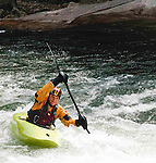 Kayaking_Wilson Creek, NC