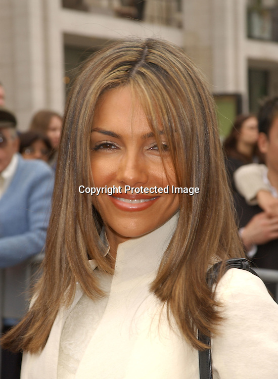 vanessa marcil in l habitude at the nbc upfront announcement of