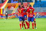 Deportivo Pasto igualó como local 2-2 ante Cortuluá. Fecha 10 Liga Águila I-2017.