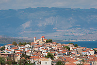 Galaxidi in the Gulf of Corinth near Delphi, Greece