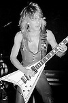 Ozzy Osbourne, Randy Rhoads 1981 Randy Rhoads