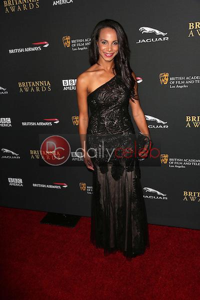 Rocsi Diaz<br /> at the 2013 BAFTA LA Jaguar Britannia Awards, Beverly Hilton Hotel, Beverly Hills, CA 11-09-13<br /> Dave Edwards/DailyCeleb.com 818-249-4998