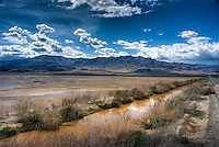 Emigrant Wash; Panamint Range; Rt. 190; DVNP, Death Valley, National Park; Desert; Great Basin; California; Panamint Valley