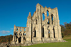 Rievaulx Abbey. North Yorkshire, England