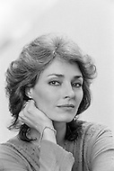 December 1979, Montreal, Quebec, Canada --- American Actress Jennifer O'Neill --- Image by © JP Laffont