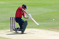 Alastair Cook in batting action for Essex during Kent Spitfires vs Essex Eagles, Royal London One-Day Cup Cricket at the St Lawrence Ground on 17th May 2017