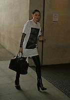 Celebrity Spotting Radio 1 London 23 September 2014