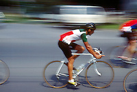 BICYCLE RACE<br /> (Variations Available)<br /> Competitive bicyclist