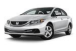 Honda Civic CNG Sedan 2015