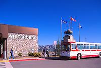 Whitehorse Airport, Whitehorse, YT, Yukon Territory, Canada