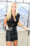 "June 06, 2012: Kendra Wilkinson-Baskett at the Empire State Building in New York City to promote her reality tv series ""Kendra on Top"". © RW/MediaPunch Inc. ***NO GERMANY***NO AUSTRIA***"