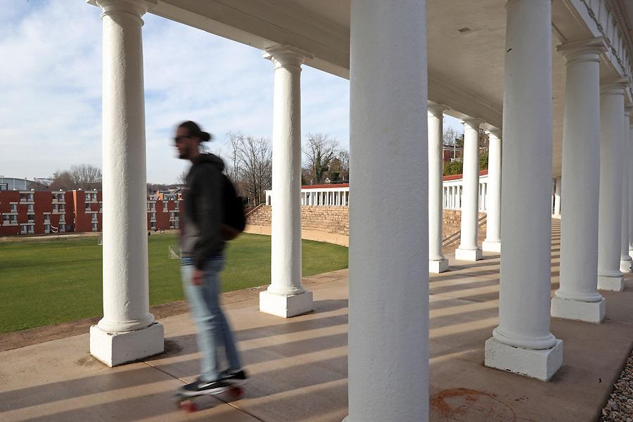 University of Virginia Lambeth Field in Charlottesville Va. Photo/Andrew Shurtleff Photography, LLC