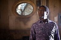 Clarke Peters in the pilot episode of HBO's 'Treme' created by David Simon and Eric Overmyer.