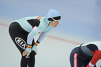 SPEED SKATING: HAMAR: Vikingskipet, 04-03-2017, ISU World Championship Allround, 3000m Ladies, Jelena Peeters (BEL), ©photo Martin de Jong