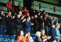 Blackpool fans applaud their side at the final whistle<br /> <br /> Photographer Kevin Barnes/CameraSport<br /> <br /> The EFL Sky Bet League Two - Wycombe Wanderers v Blackpool - Saturday 11th March 2017 - Adams Park - Wycombe<br /> <br /> World Copyright &copy; 2017 CameraSport. All rights reserved. 43 Linden Ave. Countesthorpe. Leicester. England. LE8 5PG - Tel: +44 (0) 116 277 4147 - admin@camerasport.com - www.camerasport.com