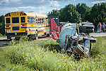 Indianola School Bus Accident 9-1-16