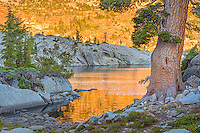 Golden Sunrise, Lake Fontanellis