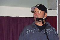 Dave Worm at Omega Circlesongs